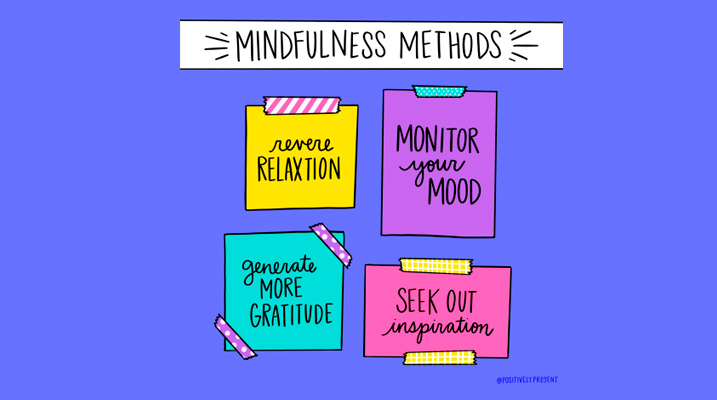 Masters of Mindfulness Featured on Positively Present