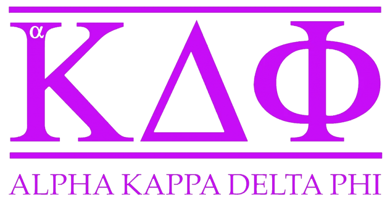 Alpha Kappa Delta Phi Logo